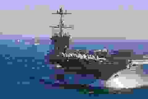 Mỹ tính cho tàu sân bay năng lượng hạt nhân về hưu sớm vì Trung Quốc?