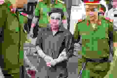 Nguyên Trưởng ban bồi thường GPMB quận Tân Phú xin thoát án tử hình