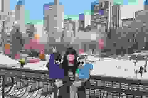 """Châu Kiệt Luân khoe ảnh chụp chung với hai """"thiên thần"""" nhỏ"""