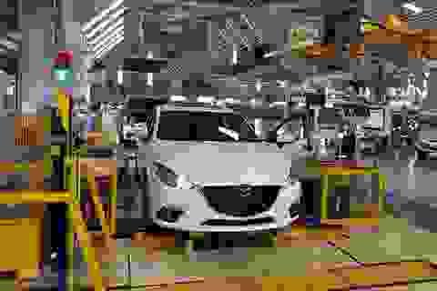"""Tiêu thụ nhiều mẫu xe vượt mặt """"ông kẹ"""" ngành ô tô, doanh số Thaco vươn lên đầu bảng"""