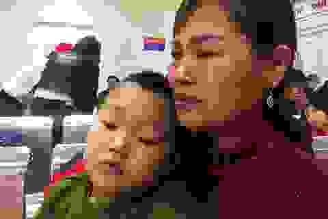Hàng loạt trẻ Bắc Ninh dương tính với sán lợn, phụ huynh bật khóc