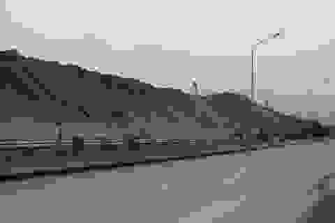 Công ty Formosa sử dụng xỉ thép để làm công trình không phép