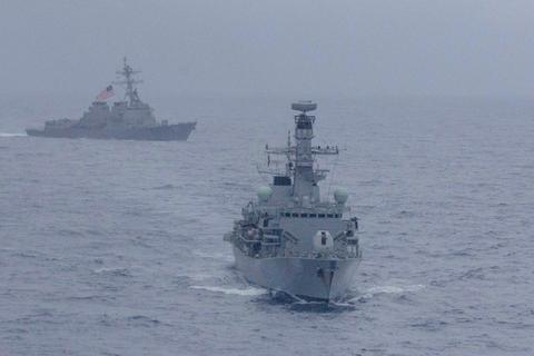 Không còn đứng ngoài cuộc, châu Âu quyết hành động đối phó Trung Quốc ở Biển Đông