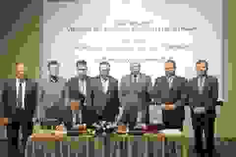 Ký thỏa thuận khung mua bán khí giữa PVN và Petronas