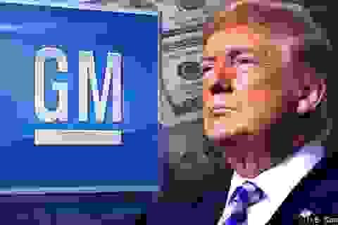 Tổng thống Trump ra tối hậu thư cho GM