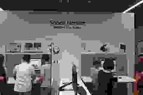 Samsung ra mắt màn hình Space tiết kiệm không gian, giá từ 15 triệu đồng