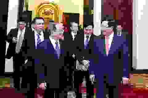 Phó Thủ tướng khuyến khích doanh nghiệp Trung Quốc đầu tư vào Việt Nam