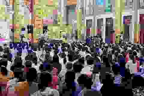 Trụ trì chùa Ba Vàng xác nhận có hoạt động cúng oan gia trái chủ tại chùa