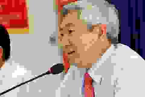Ông Hoàng Như Cương bị cảnh cáo về mặt Đảng
