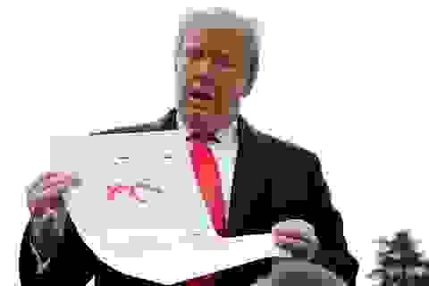 Ông Trump: IS sẽ bị xóa sổ khỏi hành tinh trong vài giờ tới