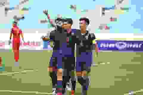 U23 Thái Lan 4-0 U23 Indonesia: Sức mạnh khủng khiếp