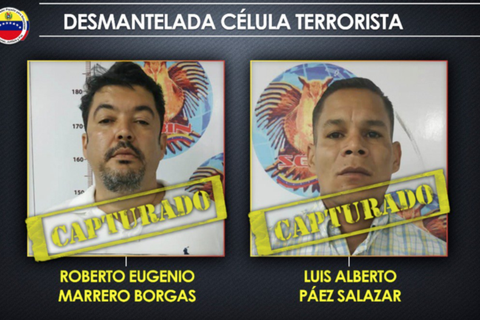 Venezuela bắt trợ lý cao cấp của ông Guaido, cáo buộc là phần tử khủng bố