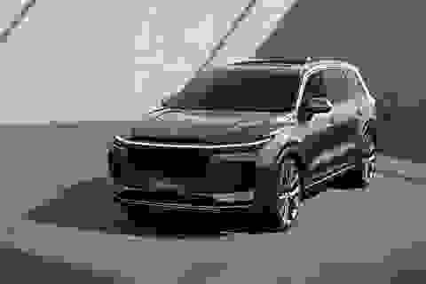 Bất ngờ mẫu SUV Trung Quốc Li Xiang One