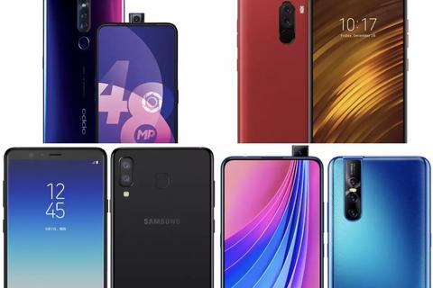 Loạt smartphone tầm trung đáng chú ý tháng 3/2019
