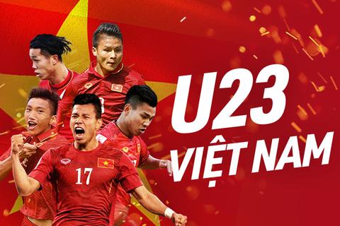 Hướng dẫn cách xem trực tiếp các trận đấu của Việt Nam tại vòng loại U23 châu Á