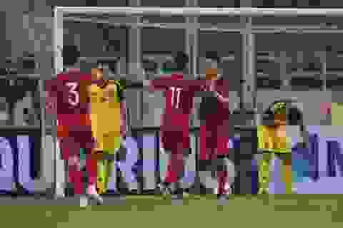"""HLV Park Hang Seo cho U23 Việt Nam nghỉ tập, """"mổ băng"""" chờ quyết đấu Indonesia"""