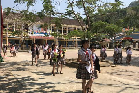 Quảng Ngãi: Dành 420 tỷ đồng nâng cấp cơ sở vật chất trường học