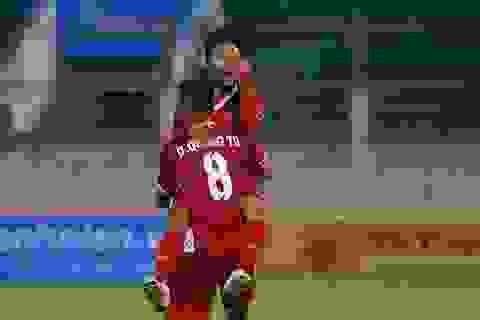 U19 Việt Nam đánh bại U19 Myanmar tại giải U19 quốc tế 2019