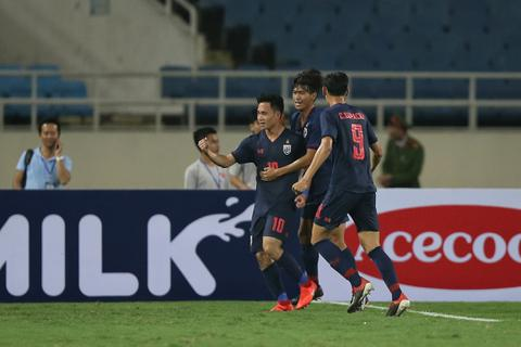 U23 Thái Lan - U23 Brunei: Người Thái lấy ngôi đầu bảng?