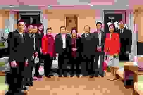 Hội Khuyến học Việt Nam thăm Hội Khuyến học báo ASAHI Nhật Bản