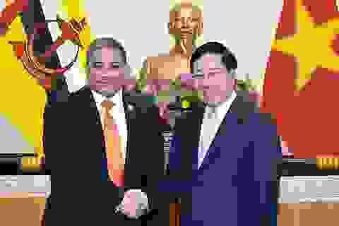 Việt Nam - Brunei xem xét tăng thời hạn miễn thị thực