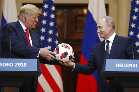 """Nga lên tiếng khi được """"minh oan"""" không thông đồng với Tổng thống Trump"""