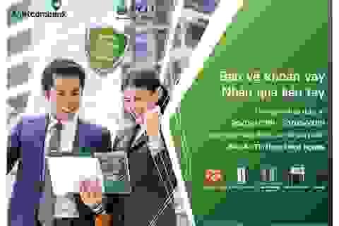 """Chương trình tri ân khách hàng """"Bảo vệ khoản vay – Nhận quà liền tay"""" cùng Vietcombank - Cardif"""