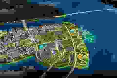 Biệt  thự ven sông: Chuẩn mực sống mới của cư dân hiện đại