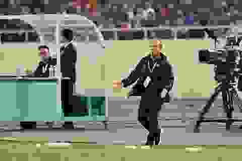 Những cảm xúc đặc biệt của HLV Park Hang Seo trong trận thắng đậm U23 Thái Lan
