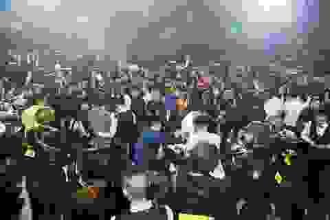 """Xử phạt quán bar lớn tại Huế và các """"dân chơi"""" ma túy gần 200 triệu đồng"""