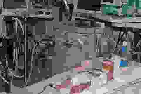 Đừng để con trẻ mù lòa vì bệnh lý võng mạc