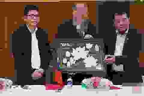 Phong toả tài sản gia đình ông Trần Bắc Hà