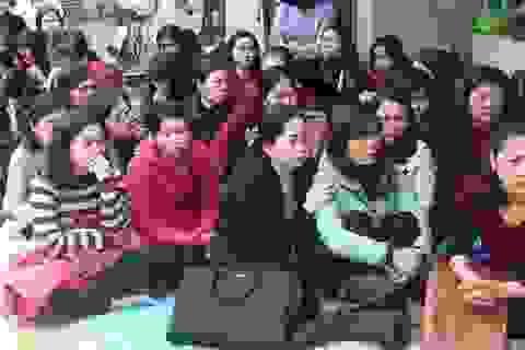 Công đoàn Giáo dục Việt Nam đề nghị Hà Nội xem xét hỗ trợ giáo viên Sóc Sơn