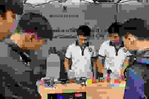 Ấn tượng Festival Khoa học công nghệ trong sinh viên ĐH Đà Nẵng