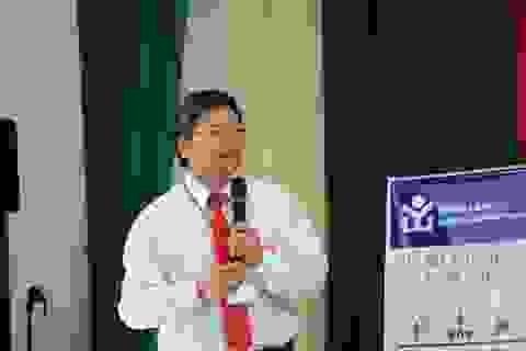 Trường ĐH Nông lâm TPHCM có hai phó hiệu trưởng mới