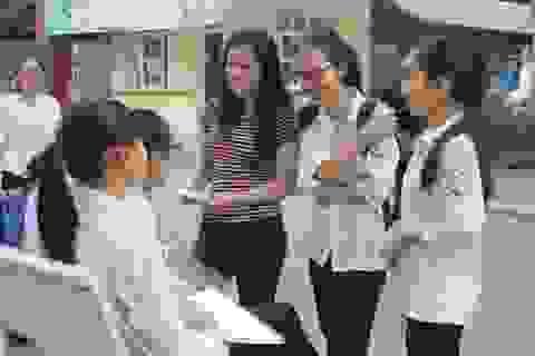 Hà Tĩnh chọn tiếng Anh làm môn thi thứ 3 tại kỳ thi tuyển sinh lớp 10 THPT