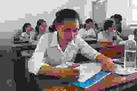 Hơn 15.700 thí sinh thi đợt 2 kỳ thi đánh giá năng lực của ĐHQG TP.HCM