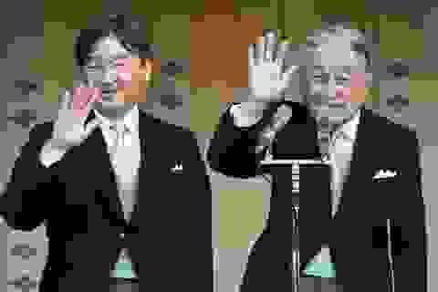 Nhật Bản chính thức công bố tên triều đại mới