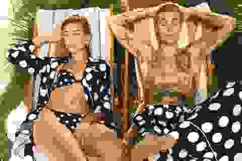 """Lấy chuyện """"bầu bí"""" ra đùa, Justin Bieber bị chỉ trích"""
