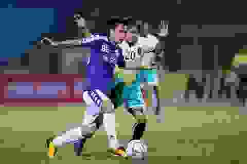 Hà Nội FC thua đau trên sân nhà, mất ngôi đầu ở AFC Cup