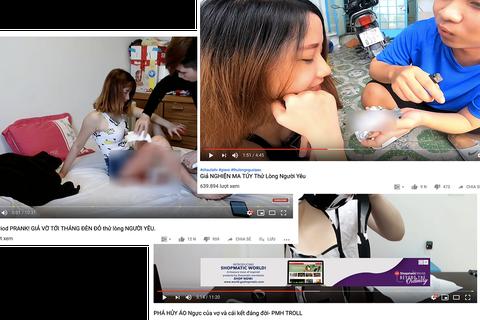 Bộ TT&TT yêu cầu DN dừng quảng cáo trên Youtube có nội dung độc hại, phản động