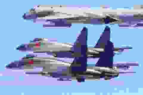 """Lãnh đạo Đài Loan ra lệnh """"truy đuổi quyết liệt"""" máy bay Trung Quốc xâm phạm"""