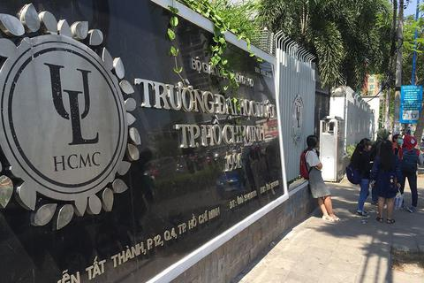 Trường ĐH Luật TPHCM tăng chỉ tiêu tuyển sinh đối với 3 ngành