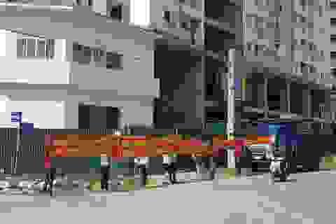 Vụ nhà ở xã hội Hoàng Quân Nha Trang: Cư dân lại bức xúc căng băng rôn đòi nhà