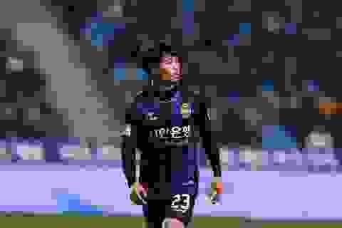 Công Phượng đá chính, Incheon United thất bại trận thứ 4 liên tiếp