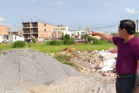 TP HCM: Mua đất 27 năm vẫn chưa được cấp sỏ đỏ!