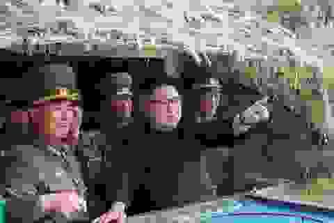 """Tướng Mỹ tin ông Kim Jong-un vẫn """"kiểm soát hoàn toàn"""" quân đội và hạt nhân"""