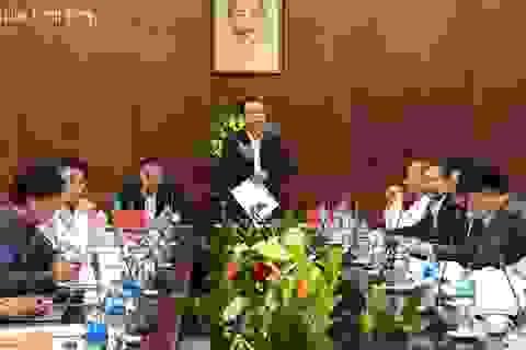 Việt Nam đủ năng lực nghiên cứu, sản xuất vắc xin dịch tả lợn châu Phi
