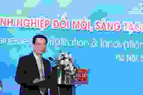"""Bộ trưởng Nguyễn Mạnh Hùng: Muốn đổi mới thành công ở thời đại 4.0... """"phải làm ngược"""""""