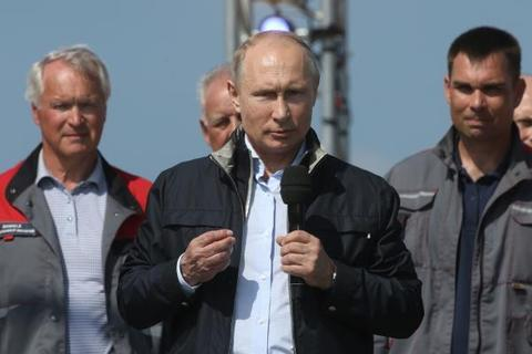 """""""Lá chắn"""" đặc biệt bảo vệ ông Putin trước các âm mưu tấn công bằng định vị"""